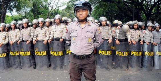 Ilustrasi. Polisi. Foto : Tribunnews