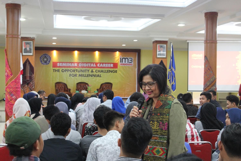 Indosat Ooredoo Chief Human Resources Officer, Ripy Mangkoesoebroto. Foto : Istimewa