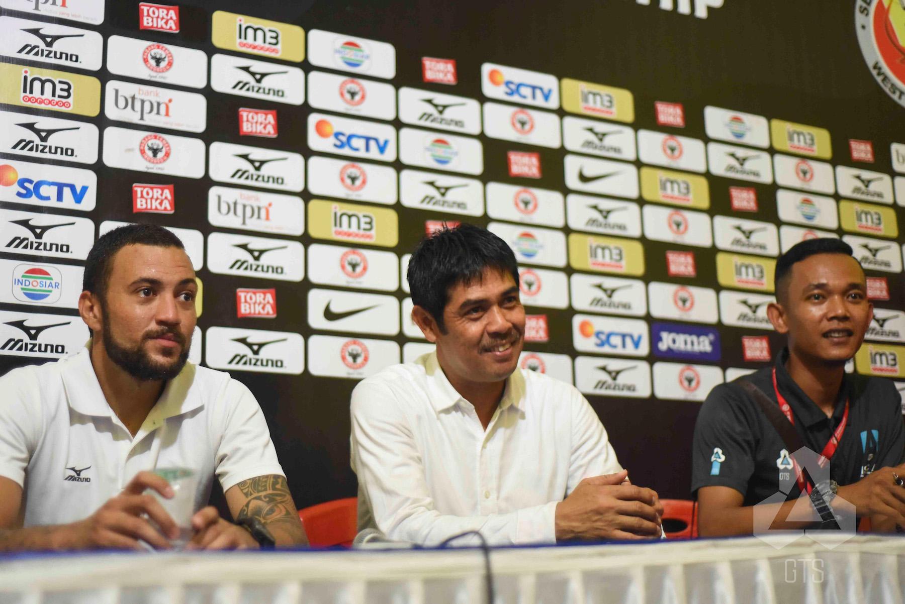 Pelatih Semen Padang FC, Nil Maizar