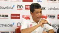 Asisten Pelatih Semen Padang FC Welliansyah