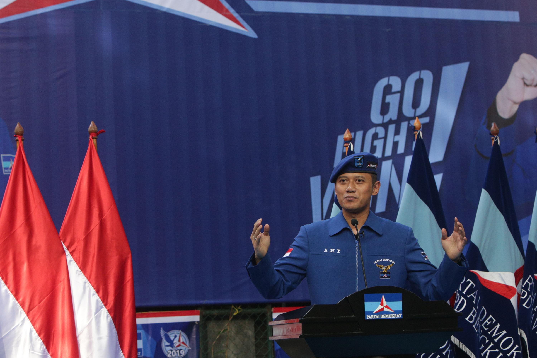 Agus Harimurti Yudhoyono (AHY)