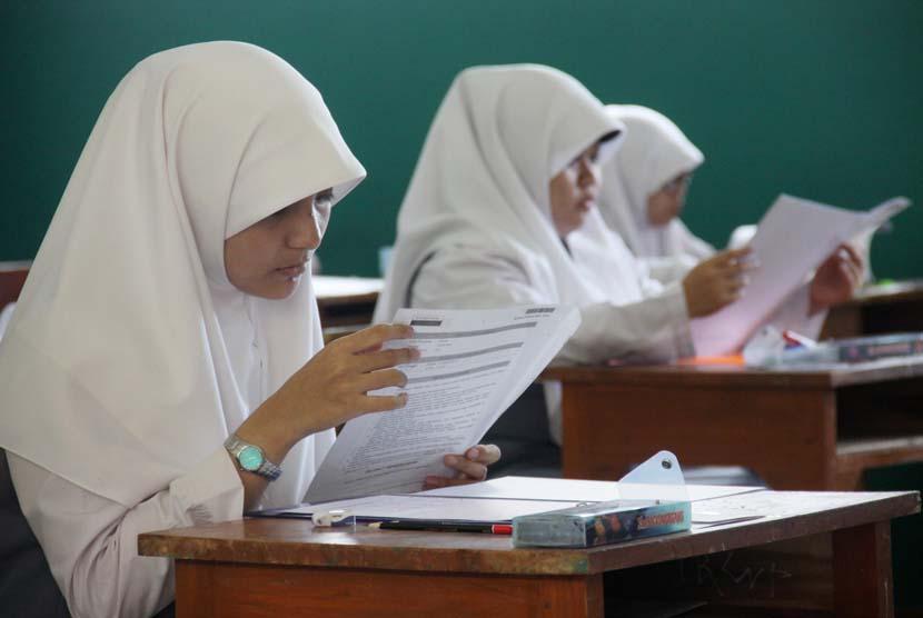 Ilustrasi Hijab atau Jilbab